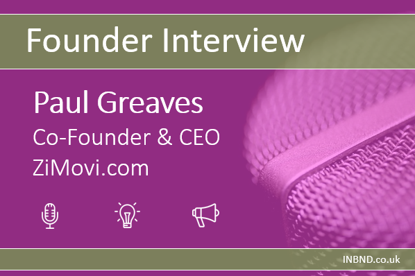 Founder Interview - Paul Greaves