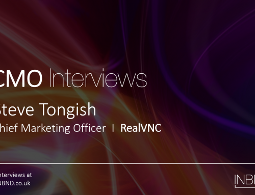 CMO Interview With Steve Tongish (RealVNC)
