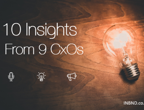 10 Insights From 9 CxOs