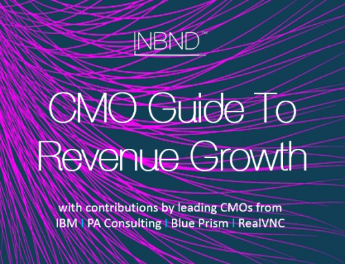 Pre-register: CMO Guide To Revenue Growth