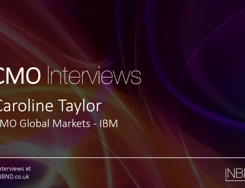 CMO Interview with Caroline Taylor (IBM)
